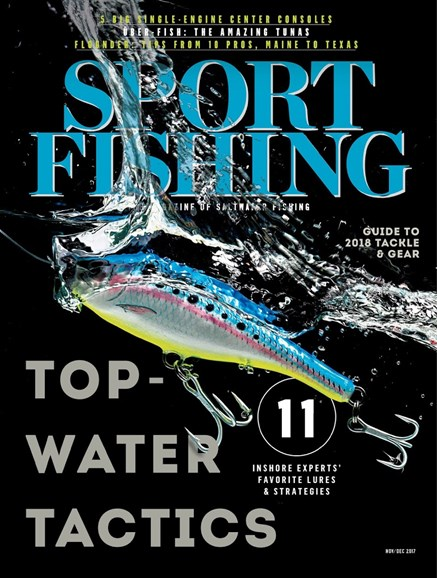 Sport Fishing Cover - 11/1/2017