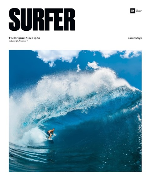 Surfer Cover - 12/1/2017