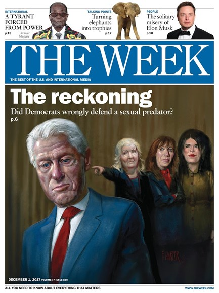 The Week Cover - 12/1/2017