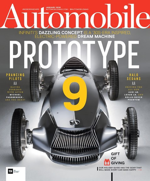 Automobile Cover - 1/1/2018