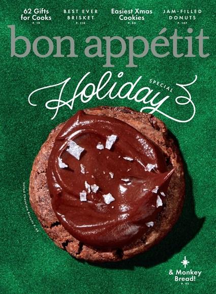 Bon Appétit Cover - 12/1/2017