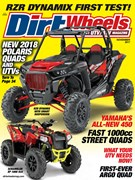 Dirt Wheels Magazine 11/1/2017