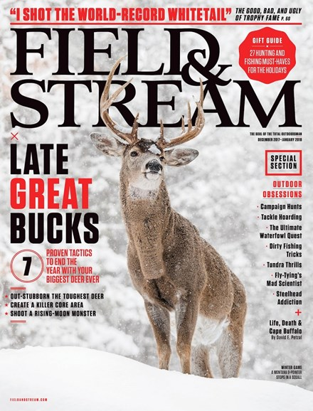 Field & Stream Cover - 12/1/2017