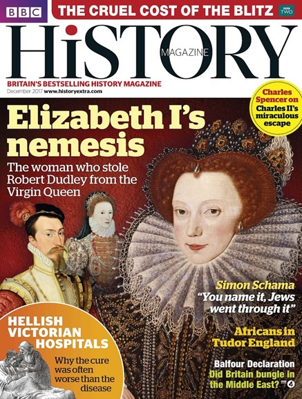 BBC History Cover - 12/1/2017