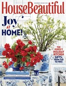 House Beautiful Magazine 12/1/2017