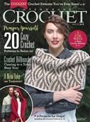 Interweave Crochet Magazine | 12/2017 Cover