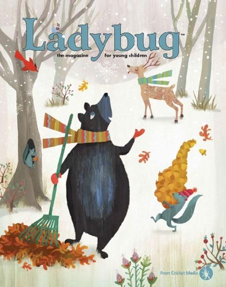 Ladybug Cover - 11/1/2017