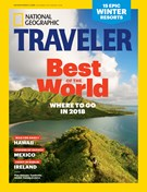 National Geographic Traveler Magazine 12/1/2017