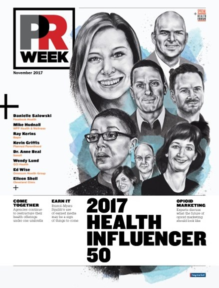 PRWeek Cover - 11/1/2017