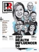 PRWeek Magazine 11/1/2017