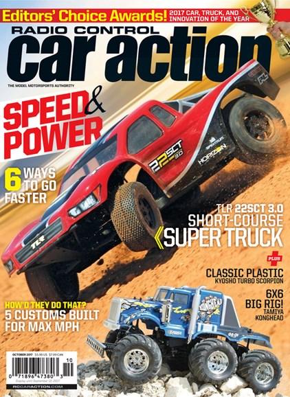 Radio Control Car Action Cover - 10/1/2017