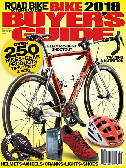 Road Bike Action Cover - 10/15/2017