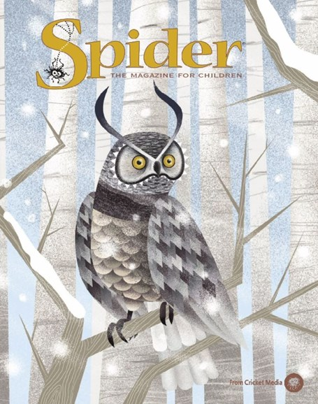 Spider Cover - 11/1/2017