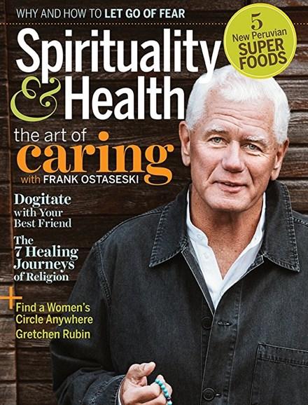 Spirituality & Health Cover - 9/1/2017