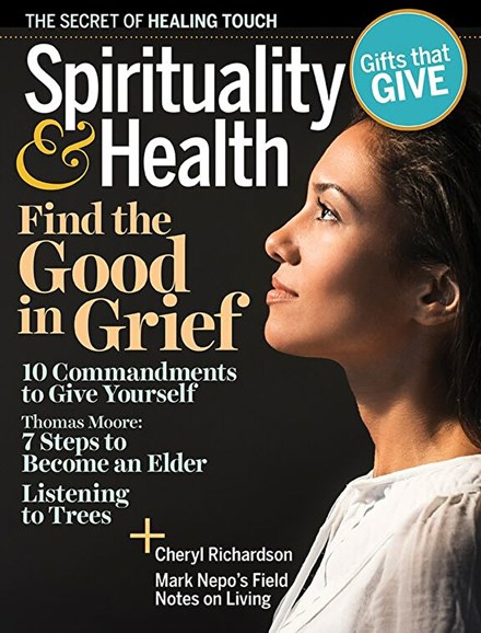 Spirituality & Health Cover - 11/1/2017
