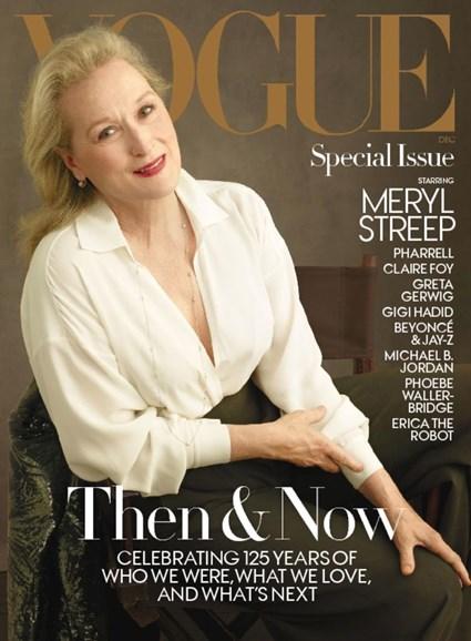 Vogue Cover - 12/1/2017