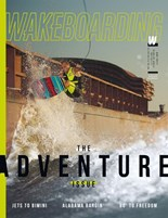 Wake Boarding | 8/2017 Cover