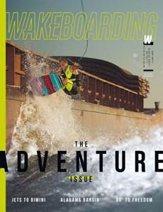 Wake Boarding | 8/2017 Cover