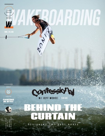 Wake Boarding Cover - 6/1/2017