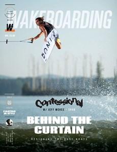 Wake Boarding | 6/2017 Cover