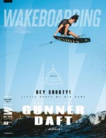Wake Boarding | 3/2017 Cover