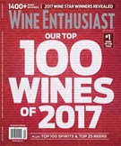 Wine Enthusiast Magazine 12/25/2017