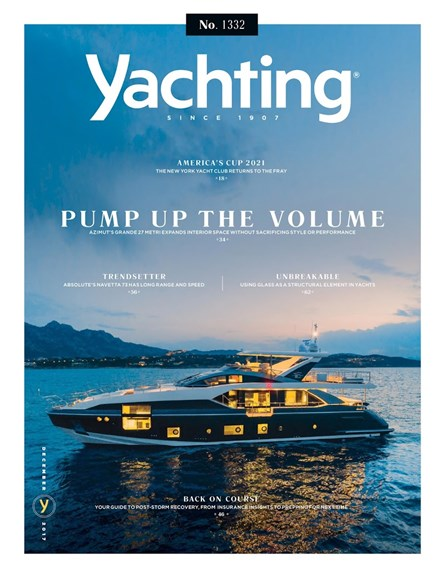 Yachting Cover - 12/1/2017