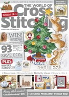 The World of Cross Stitching Magazine 12/25/2017