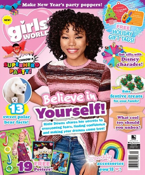 Girls' World Cover - 2/1/2018