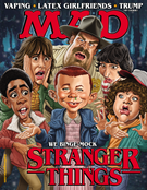 Mad Magazine 12/1/2017