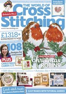 The World of Cross Stitching Magazine 11/1/2017