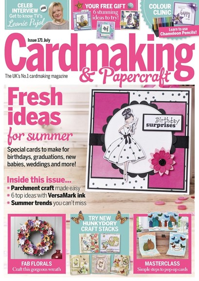 CardMaking & PaperCrafts Cover - 7/1/2017