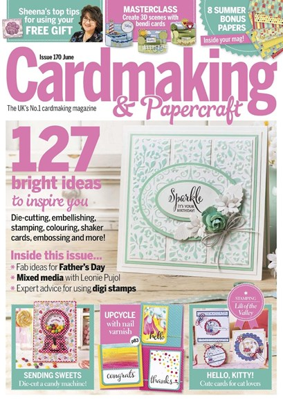 CardMaking & PaperCrafts Cover - 6/1/2017