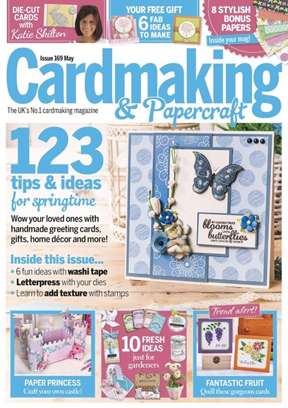CardMaking & PaperCrafts Cover - 5/1/2017