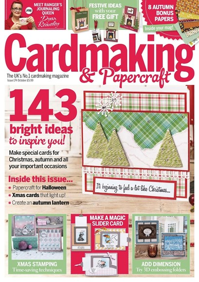 CardMaking & PaperCrafts Cover - 10/1/2017