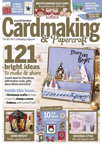 CardMaking & PaperCrafts Cover - 12/25/2016