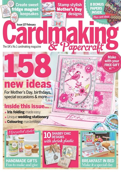 CardMaking & PaperCrafts Cover - 2/1/2014