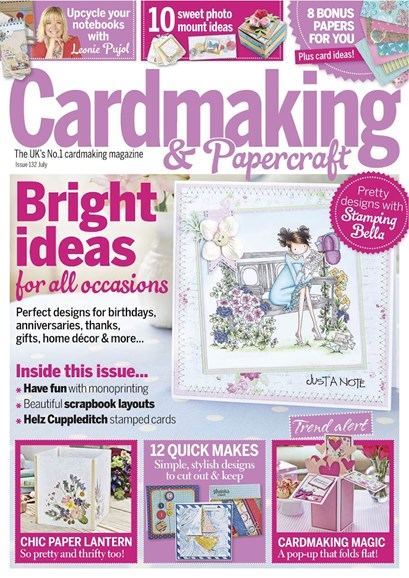 CardMaking & PaperCrafts Cover - 7/1/2014