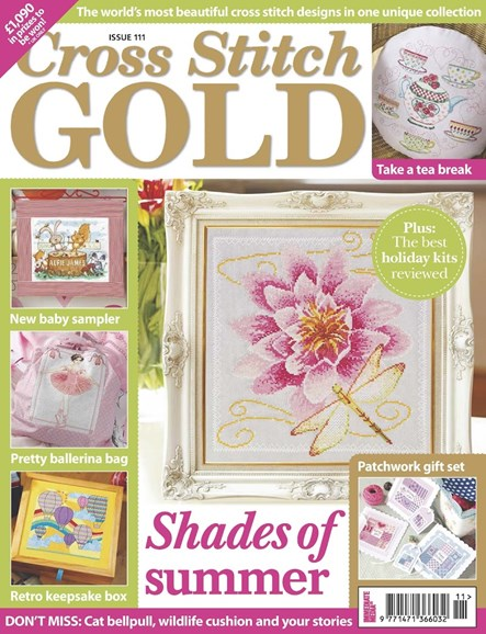 Cross Stitch Gold Cover - 5/1/2014