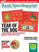 Bank Note Reporter Magazine 12/1/2017