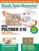 Bank Note Reporter Magazine 9/1/2017