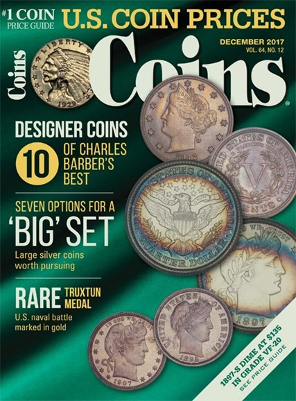 Coins Cover - 12/1/2017