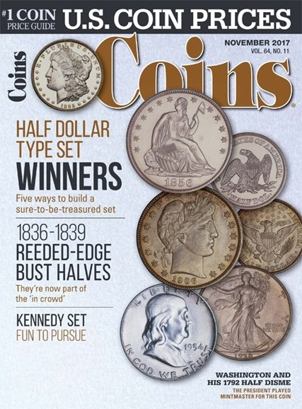 Coins Cover - 11/1/2017