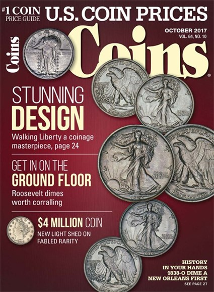 Coins Cover - 10/1/2017