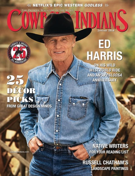 Cowboys & Indians Cover - 1/1/2018