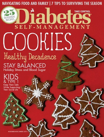 Diabetes Self-Management Cover - 11/1/2017