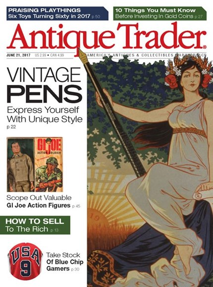 Antique Trader Cover - 6/21/2017