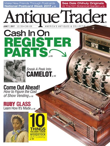Antique Trader Cover - 6/7/2017