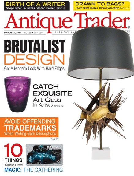 Antique Trader Cover - 3/15/2017