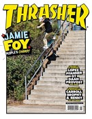 Thrasher Magazine 1/1/2018